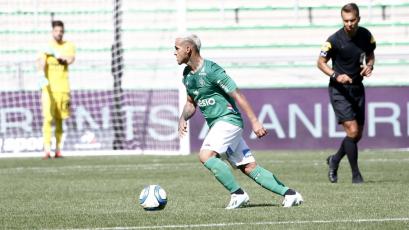 Europa League: Miguel Trauco no pudo evitar la caída del Saint-Étienne