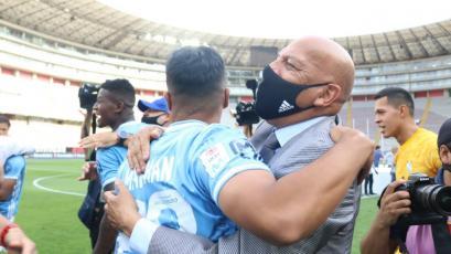 Sporting Cristal: Roberto Mosquera renovó con los celestes hasta el 2022