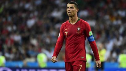 Con la vuelta de Cristiano Ronaldo, Portugal igualó sin goles ante Ucrania