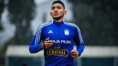"Christofer Gonzales: ""No voy a descansar hasta lograr pasar la fase de grupos de la Copa Libertadores"" (VIDEO)"