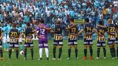 Sport Rosario va quedando listo para enfrentar a Alianza Lima