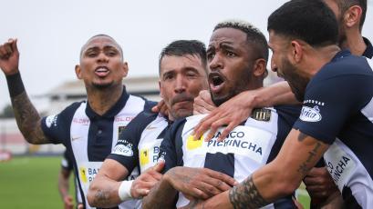 Liga1 Betsson: Alianza Lima derrotó 3-2 a Deportivo Binacional por la fecha 10 de la Fase 2 (VIDEO)
