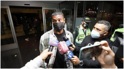 """Miguel Araujo: """"Ante Chile hay que hacer respetar la casa"""" (VIDEO)"""