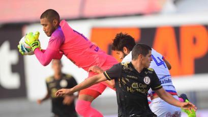 Liga1 Betsson: Universitario de Deportes se quedó sin final tras empate 0-0 frente a Carlos A. Mannucci (VIDEO)