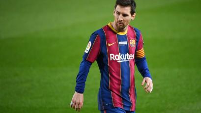 FC Barcelona: Lionel Messi sigue sumando récords