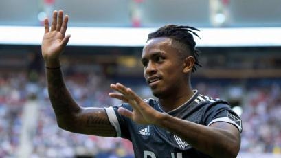 Gol y asistencia para Yordy Reyna en la MLS