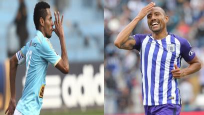 Los goles más recordados de los Alianza Lima vs. Sporting Cristal