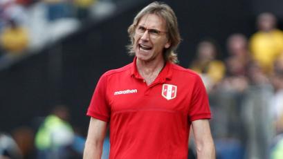 Ricardo Gareca sobre Gianluca Lapadula: