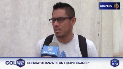 Óscar Guerra: