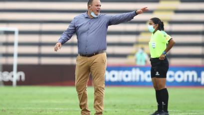 Ronny Revollar: el histórico técnico que empezó en Copa Perú en el 2016 le dice adiós a Alianza Universidad