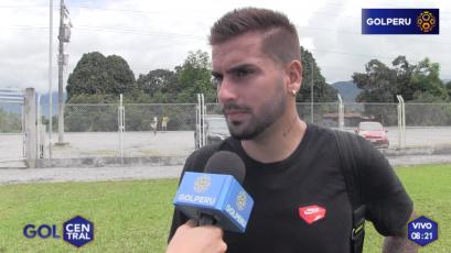 """Víctor Cedrón, sobre el momento de Unión Comercio: """"Nos falta contundencia"""""""