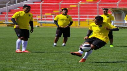Segunda División: César Vallejo se prepara para la final ante Sport Boys