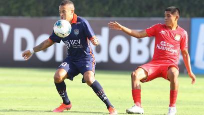 Liga1 Betsson: Sport Huancayo igualó sin goles ante César Vallejo por la fecha 7 de la Fase 1 (VIDEO)