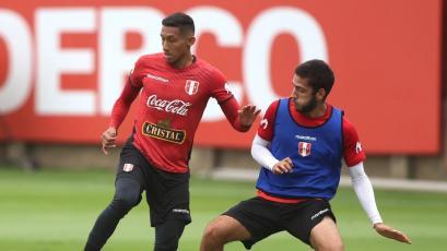 Selección Peruana: continúan los trabajos pensando en Chile y Argentina