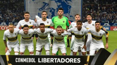 Boca Juniors eliminó a Cruzeiro y avanzó en la Copa Libertadores