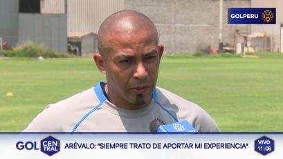 Egidio Arévalo Ríos: