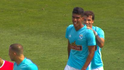 EN VIVO por GOLPERU: Sporting Cristal 4-0 Deportivo Binacional