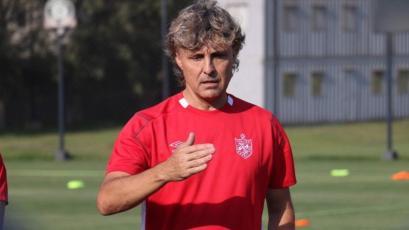 San Martín oficializó la salida de Héctor Bidoglio de la dirección técnica del club
