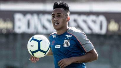 Christian Cueva: Santos solicita a FIFA bloquear registro del peruano en Pachuca