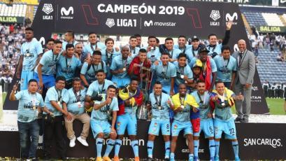 Binacional: un día como hoy se coronó campeón de la Liga1 Movistar 2019