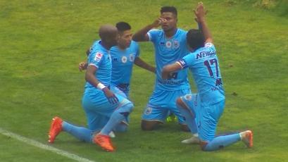 Liga1 Movistar 2020: Binacional inició su defensa del título apagando el estreno de Cusco FC (VIDEO)