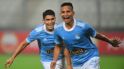 Copa Libertadores: Sporting Cristal venció 2-0 a Rentistas en el Estadio Nacional