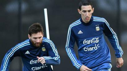 Con la vuelta de Messi y Di María, la lista de Argentina para los amistosos fecha FIFA