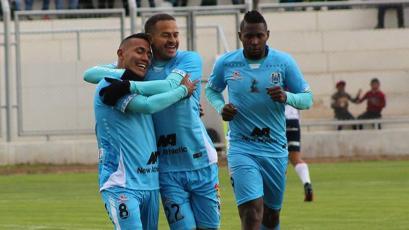 Deportivo Binacional derrotó 2-0 Sport Boys y es el ganador del Apertura de la Liga1 Movistar