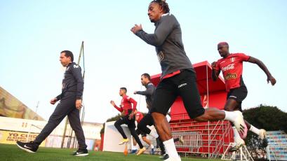 Clasificatorias Sudamericanas: Selección Peruana entrenó con miras al partido ante Chile