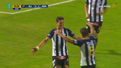 EN VIVO por GOLPERU: Alianza Lima 3-1 Deportivo Municipal