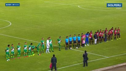 FBC Melgar y Sport Huancayo firmaron el empate en Arequipa (2-2)