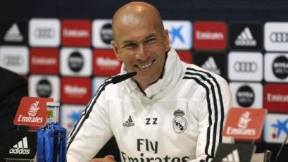 Zinedine Zidane prepara una limpieza en el Real Madrid