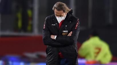 """Ricardo Gareca: """"Al equipo lo vi estar a la altura de las circunstancias"""" (VIDEO)"""