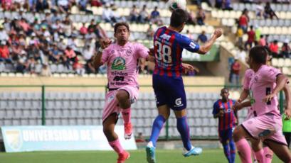 Alianza Universidad volvió al triunfo ante Sport Boys que se comprometió más con el descenso