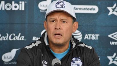 Juan Reynoso expresó su molestia tras la caída del Puebla ante