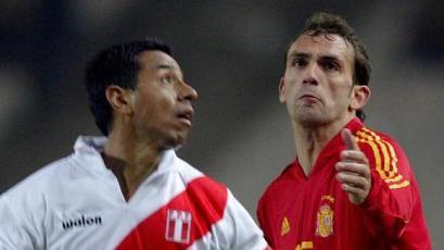 Selección Peruana: un día como hoy Nolberto Solano le marcó un golazo a España
