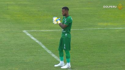 Carlos Cáceda debuta con Deportivo Municipal