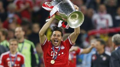 Bundesliga: repaso de los títulos de Claudio Pizarro tras su retiro