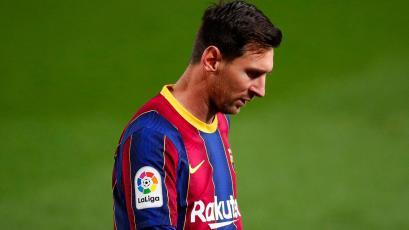 Lionel Messi deja Barcelona luego de 20 años con muchísimos títulos