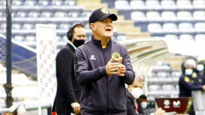 """Carlos Ramacciotti: """"El valor de este triunfo es muy grande por el rival al que enfrentamos"""""""