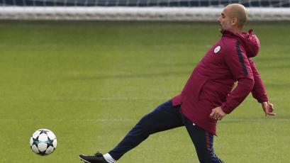 Guardiola le enseñó a Sterling el camino para anotar un gol