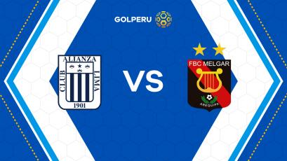 Alianza Lima y FBC Melgar se miden en la primera semifinal
