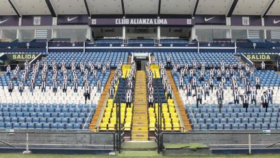 Liga1 Movistar: Alianza Lima demuestra respaldo al primer equipo