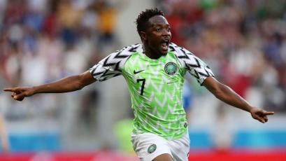 Ahmed Musa le da la victoria a Nigeria y también vida a Argentina