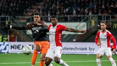 Sergio Peña y Miguel Araujo no pudieron evitar la caída del FC Emmen