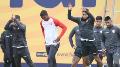 Lima 2019: Selección Peruana Sub-23 entrenó de cara a su último partido contra Ecuador (VIDEO)