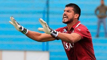 """Erick Delgado: """"Tuve la suerte de ser campeón, luchar títulos y jugar ocho Libertadores"""