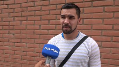 Ricardo Salcedo sobre la campaña de Sport Huancayo: