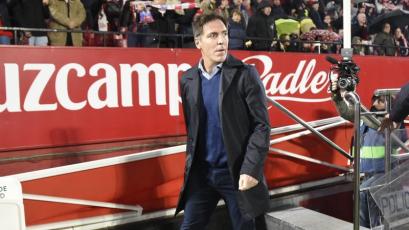 Eduardo Berizzo no es más técnico del Sevilla