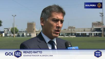 Renzo Ratto: